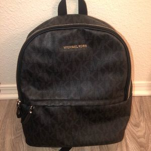 Michael Kors full sized backpack- AUTHENTIC